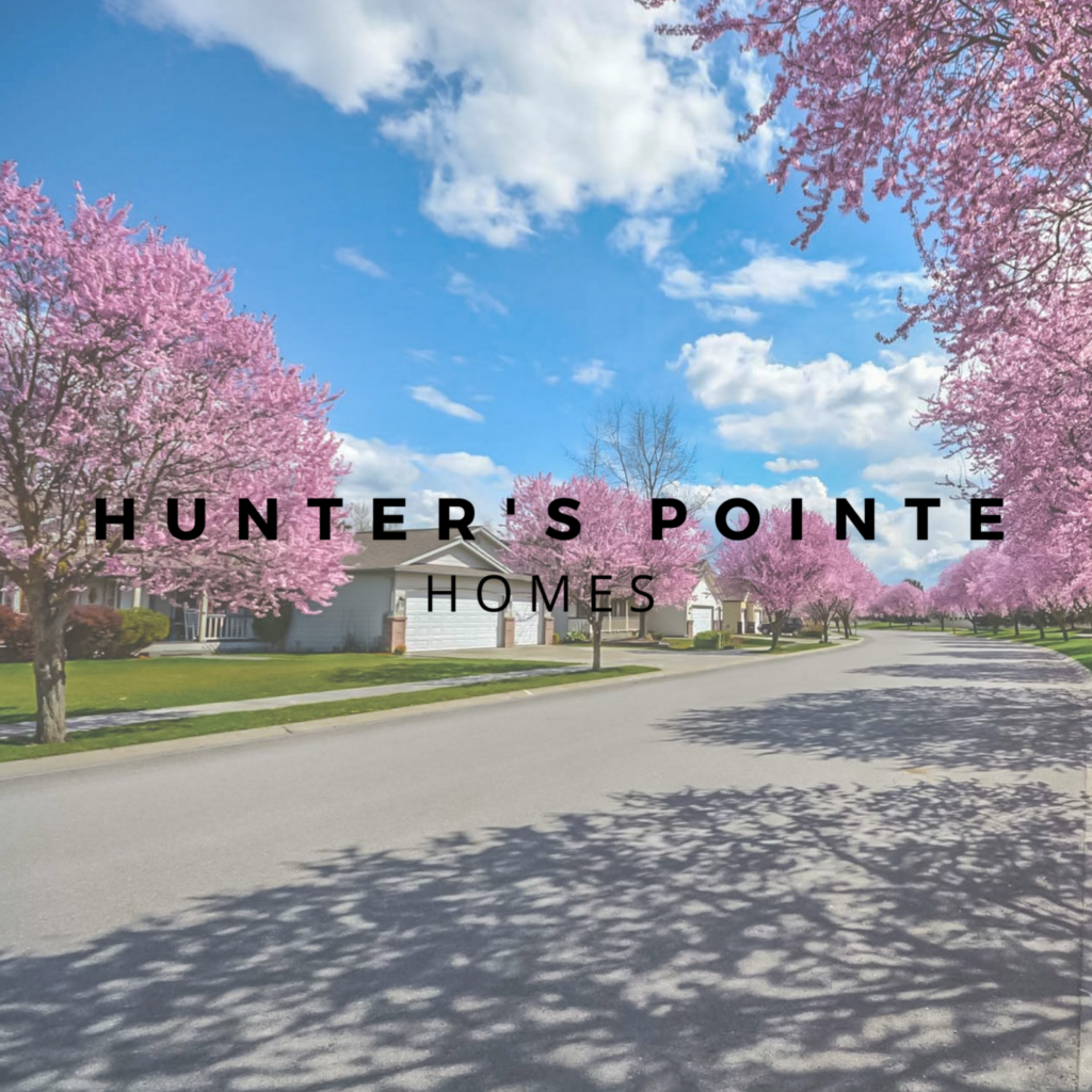 Hunter's Pointe Homes